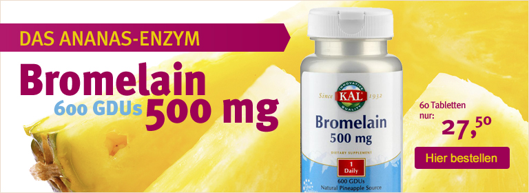 Bromelain-Ananasenzym